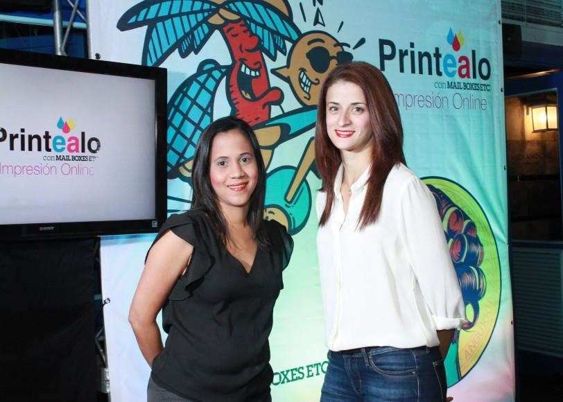 3-Esther Ogando y Yantery Camacho
