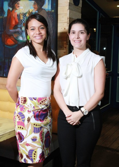 5-Mabel Rivero y Arianne Reliman.