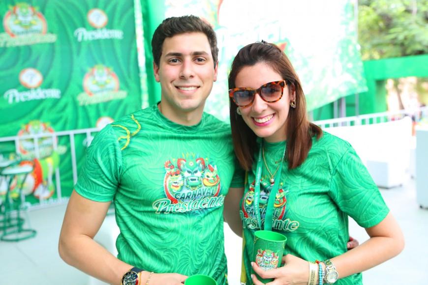 9.-Diego García y Albertina Fernández.