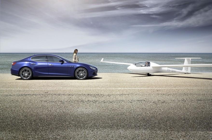 Ghibli-Maserati I