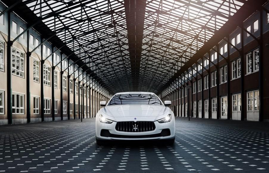 Ghibli-Maserati III