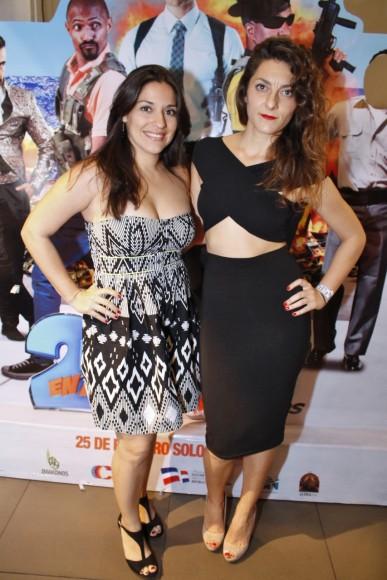 Maritza Perdomo y Myrian Marine (2)