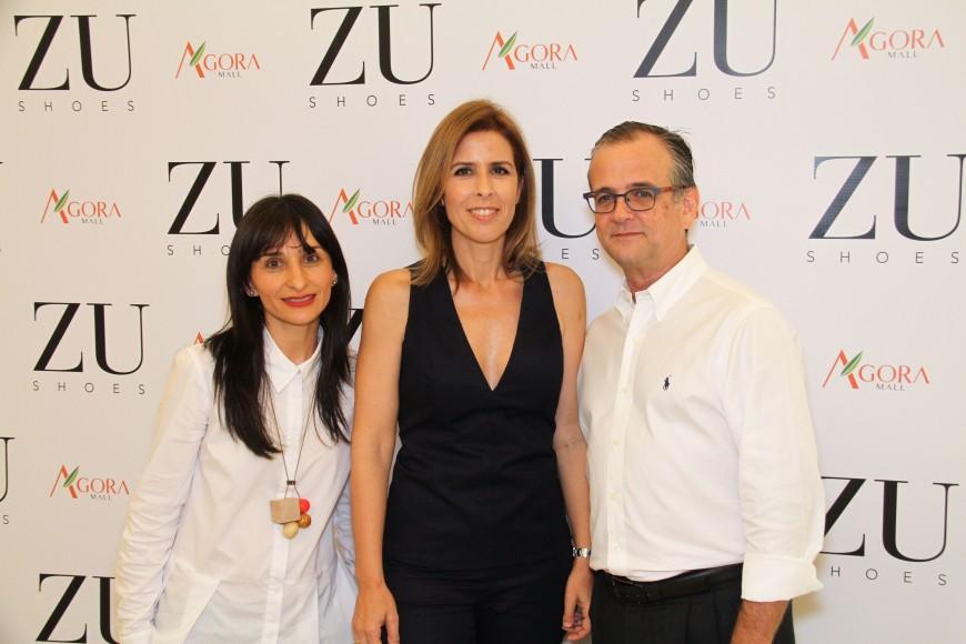 PRINCIPAL - Rocío Sánchez, Ruth Saracho y Laureano Urgal