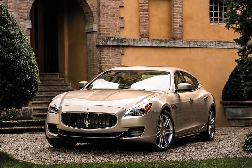 Quattroporte-Maserati