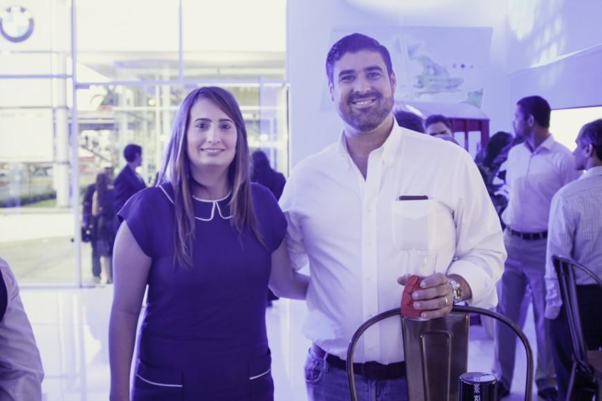 10.Marielle Pellerano y José Dencil