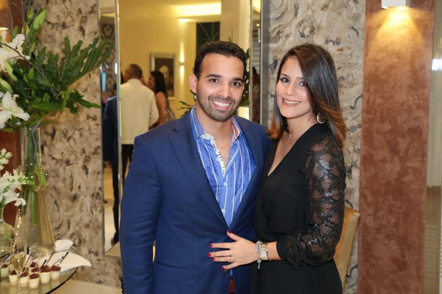 4 Ricardo De Moya y Michelle Vidal