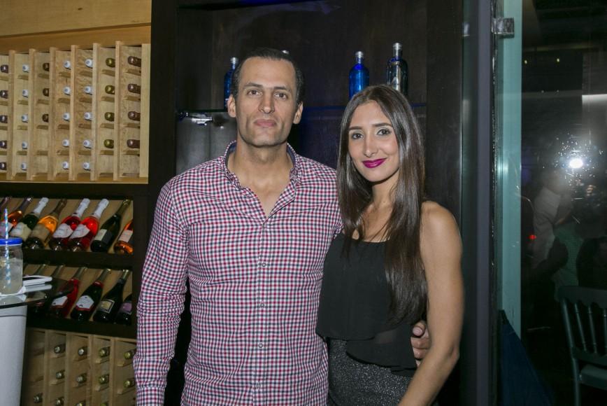 8  Juan Tomas Mejía, Desiree Alvarez