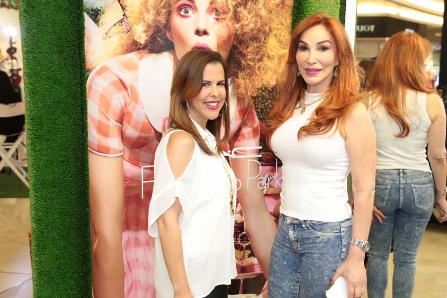 Ingrid Gomez y Cynthia Nadal