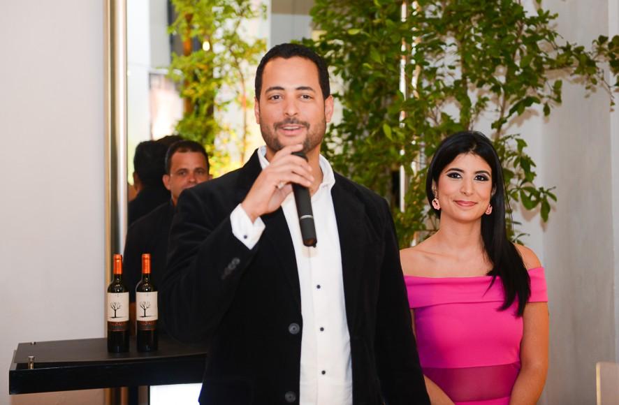 Juan Ernesto Jimenez y Lorelle Bachá