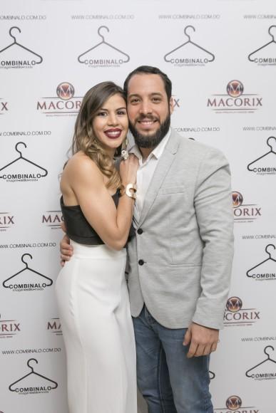 Laura Villamán y Rafael Perez Ferrando