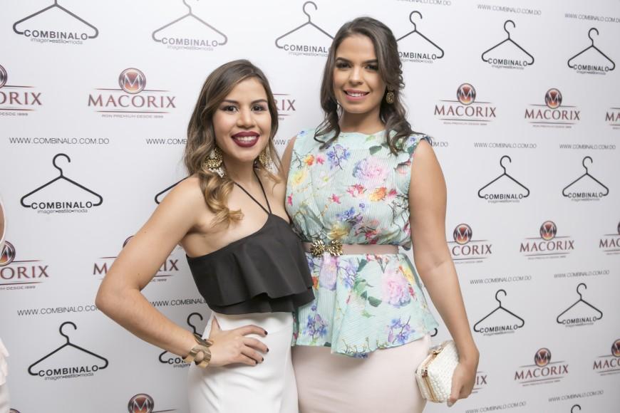 Laura Villamán y Yissel Mejía