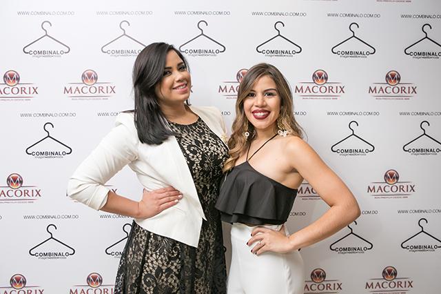Maria Angelica Ureña y Laura Villamán