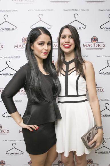 Natalie Freitas y Marcelle García