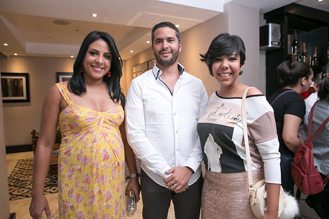 Nilsen Frías,Gregory Rodriguez y Kirsys Mejia