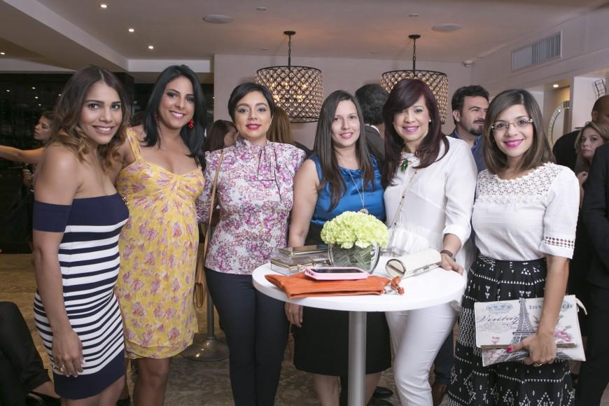 Penelope Custodio,Nilsen Frías,Gina Almonte,Yudi Nieves,Johansen Jimenez