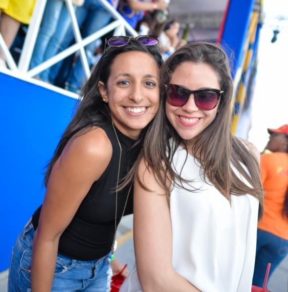 Sofia Castro y Lisselote Dahuaje