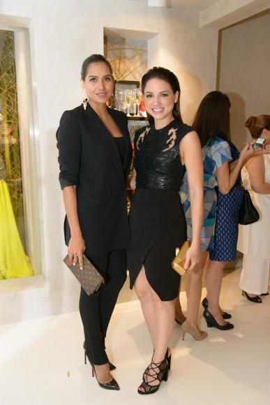 16 Dawilda González y Lorenna Pierre