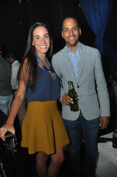22 Maria Alejandra y Raul Cohen