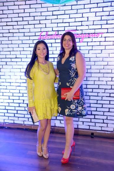 6 Eileen Ho y Claudia Lasso