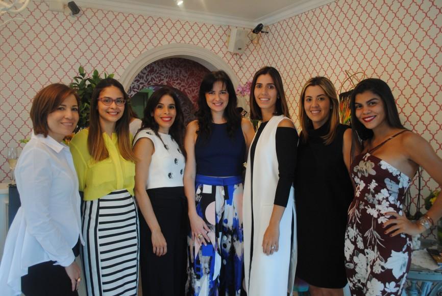 DSC_0355_Vielka Guzman, Rosario del Castillo, Laura Fernandez, Viviana Cabral, Andrea Jana, Paola Santana, Mariel Frias