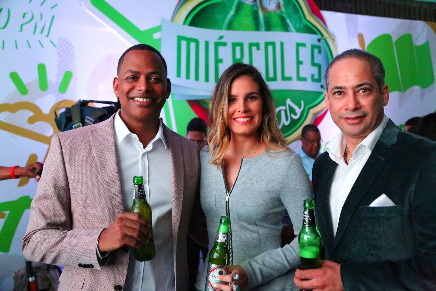 PRINCIPAL Bolivar Valera, Melissa Martínez y Francis Gallardo