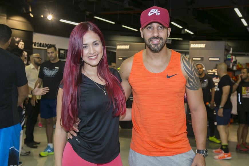 1 Liza Blanco y Jhoel López