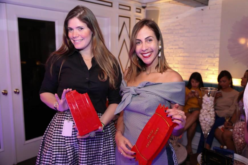11.Maria Elena Moor y Arianda Sanchez