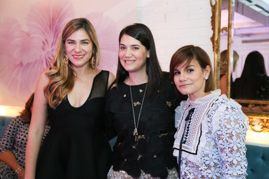 12.MIchele Jimenez, Maria Conchita Arcala y Carla Chalas