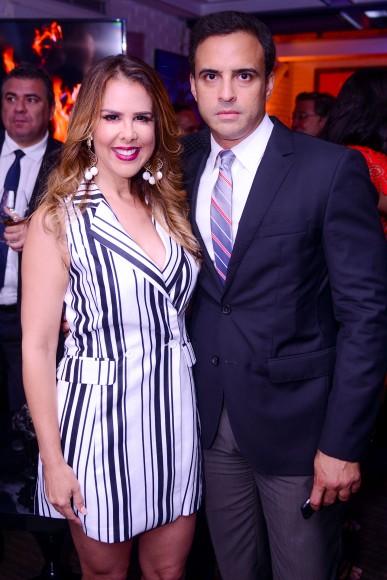 15 Ingrid Gomez y Tommy Terrero
