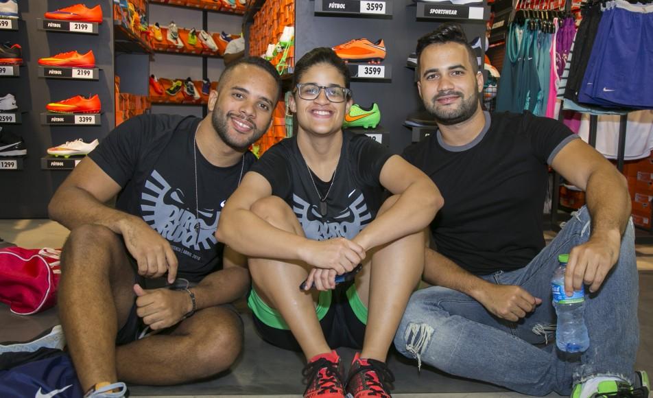 2 Randel Montás, Belkis Batista, Joel Gratereaux