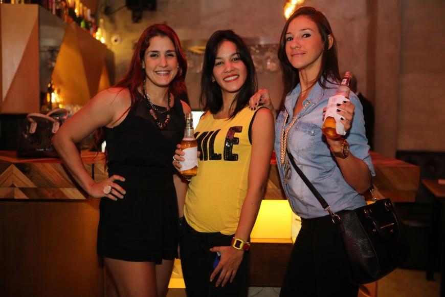 2. Kora Montalvo, Jennifer Báez y Roxanna De Los Santos