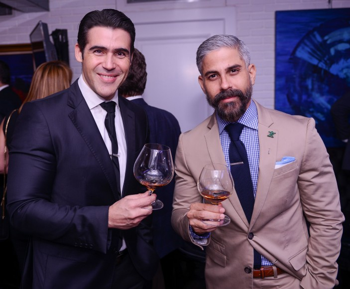 4 José Guillermo Cortines e Isaac Saviñón