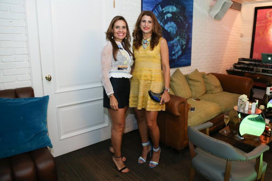 4. Rita Quezada y Roxanna Rizek