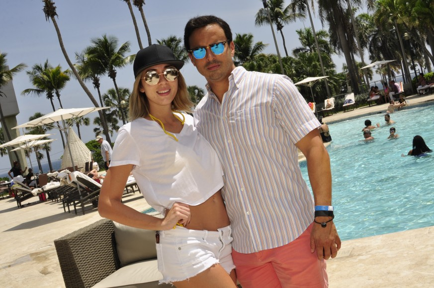 6 Gabriela Desangles y Tommy Terrero