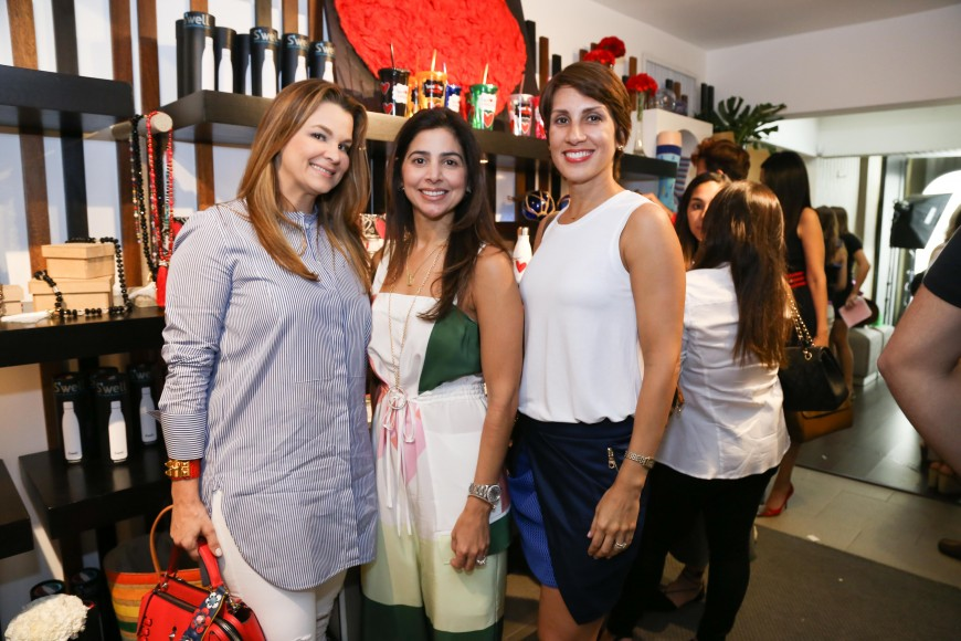 6.Orly Camino, Claudette Cochon y Laura Betances