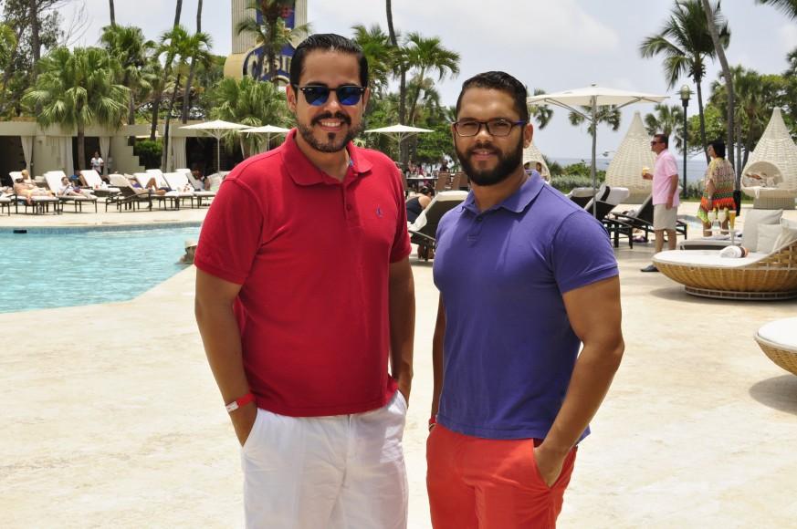 8 Luis Domínguez y Bryan Mena
