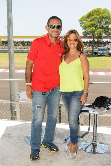 11 Cesar Grullón y Lucy Vipiello
