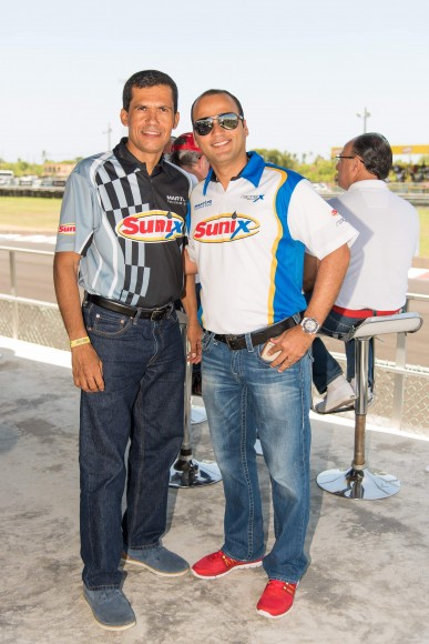 12 Tomas Melo y Jorge Polanco