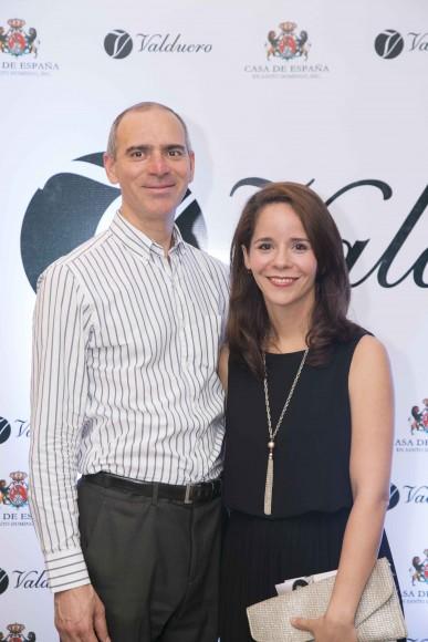 19 Alejandro Moronta y María Eugenia Moronta Paniagua