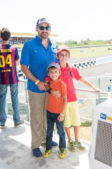 2 Carlos Tejera, Carlos Enrique Tejera, y Esteban Tejera