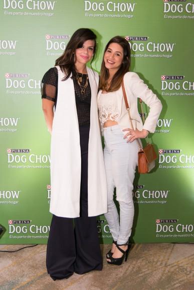 2. Cindy Haché y Laura Acevedo