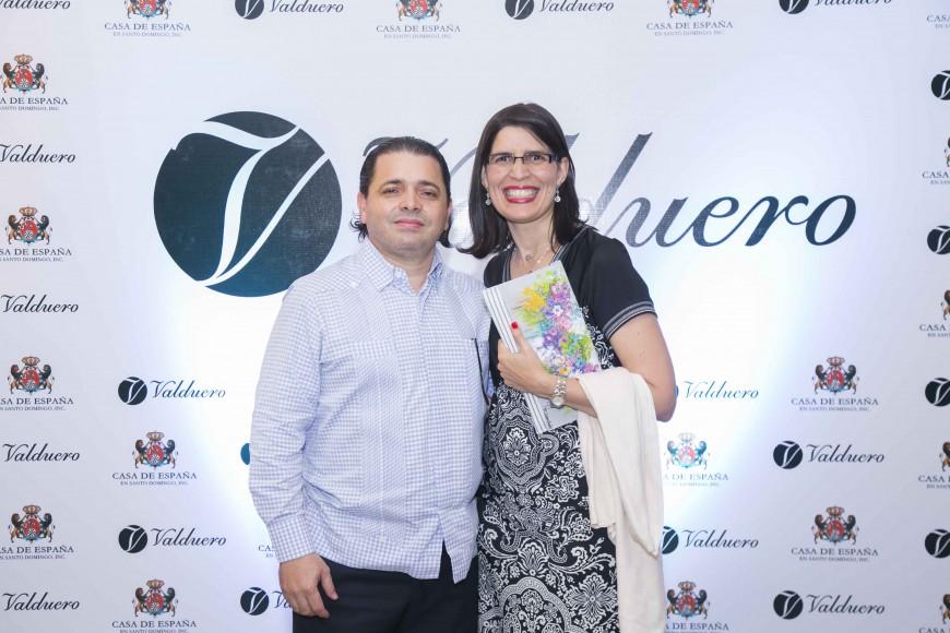 28 Armando Polanco y Raquel Bordas