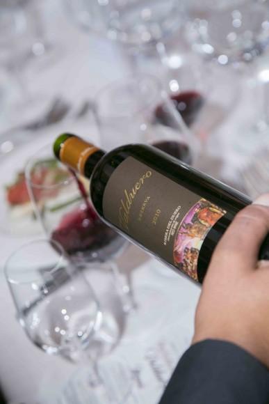 32 Uno de los vinos protagonistas de la noche