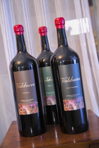 34 Selección de vinos