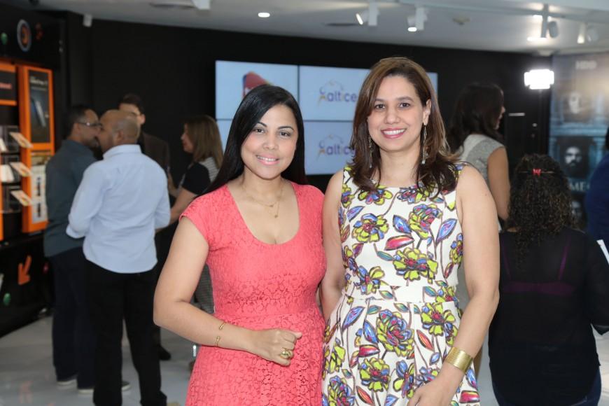 4 Isleyda Peña y Rosario Veras