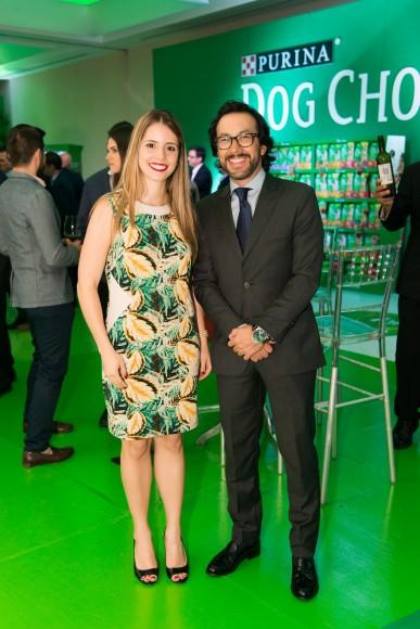 4. Karina González y Juan Carlos Suárez