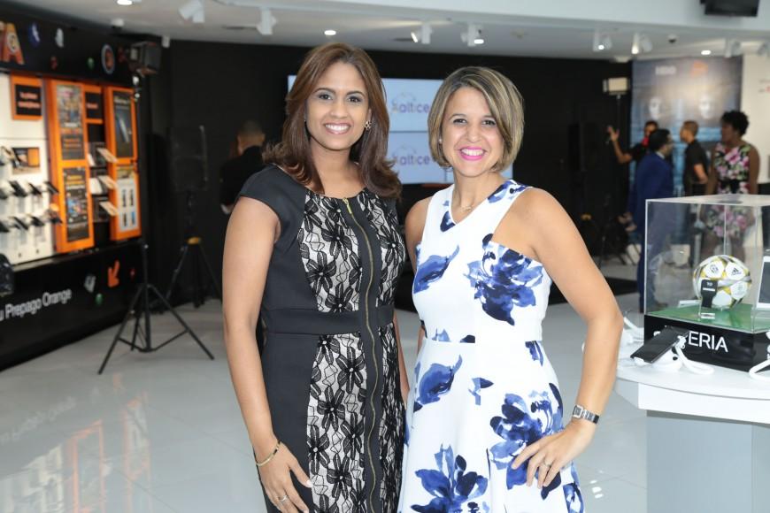 6 Mirna Eusebio y Giselle Caputo