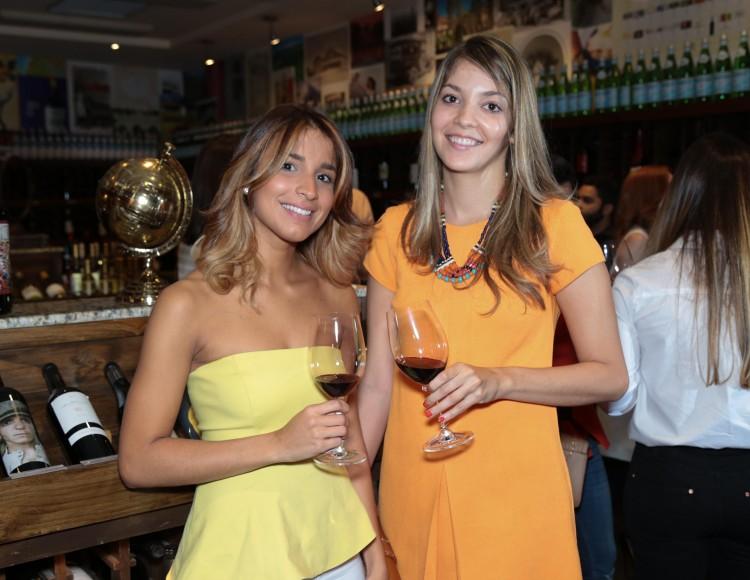 8 Lorena Espaillat y Kirshe Piñeiro