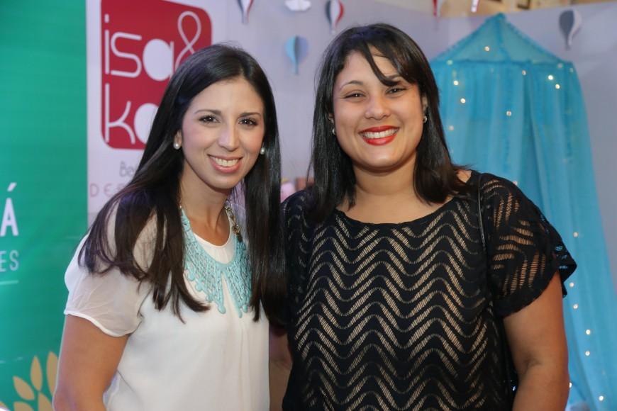 8. Katherine Carrero y Francina Morales
