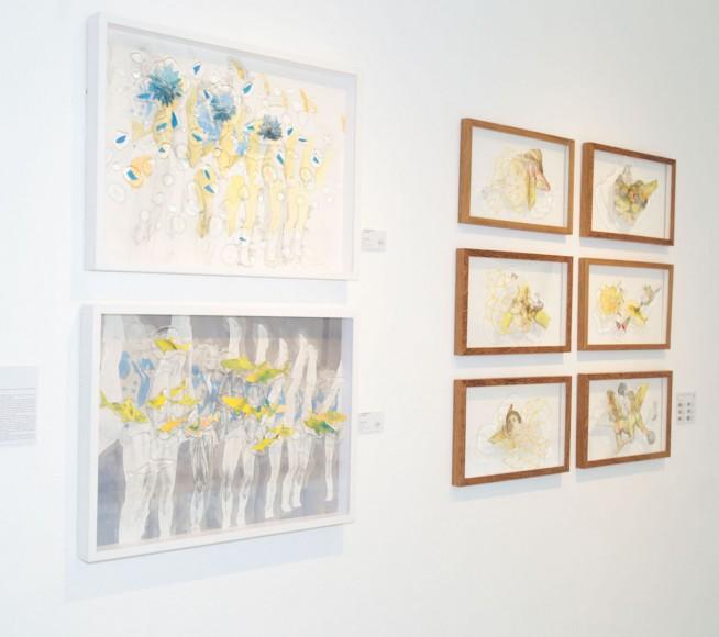 Exposición _La Permanencia del Dibujo_.